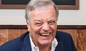 Tony Blackburn: the only presenter to span Radio London in its old and new incarnations.