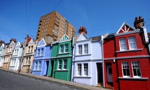 House prices in the south-east are rising more than anywhere else in the UK