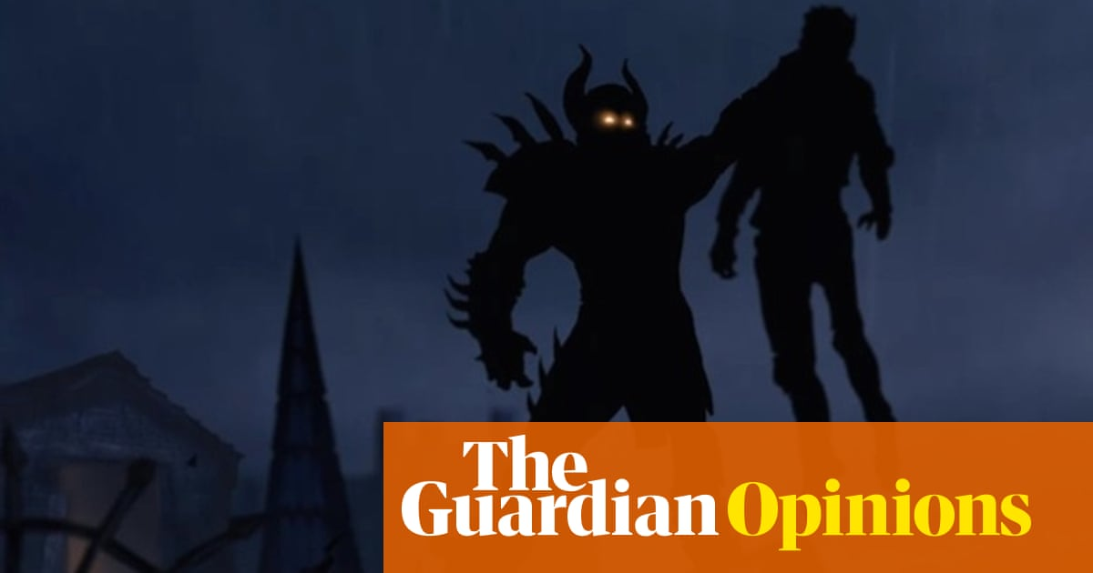 Video games aren't anarchic – they treat us like naughty
