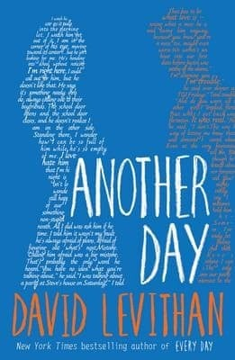 Another Day by David Levithan - review | Children's books