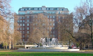 Fountain House from Hyde park