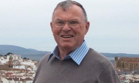 Alan Pritchard, librarian