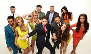 The Only Way is Essex cast, from series 6.