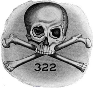skull bones yale