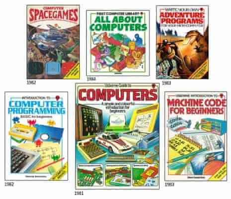 Usborne Computing Books