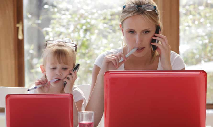 How can we change our working culture so that it becomes more supportive of parents?