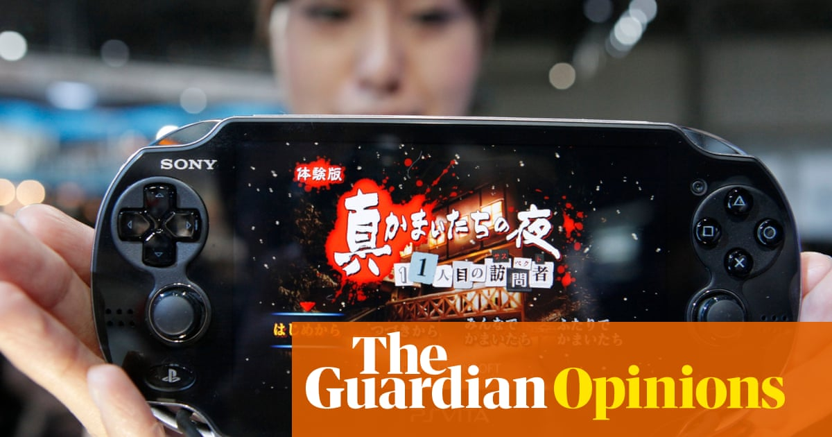 Why only Nintendo understands handheld gaming | Games | The Guardian