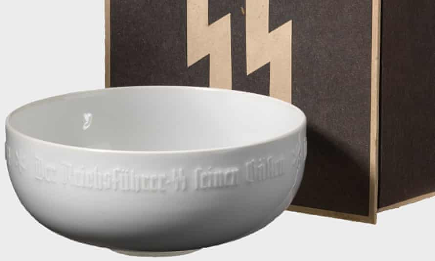 allach porcelain bowl