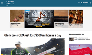Business Insider: bought by Axel Springer for $343m.
