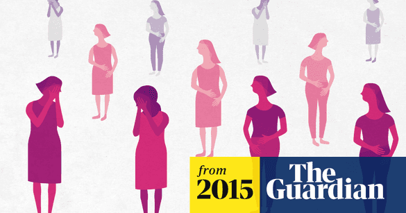 Women discuss endometriosis: 'No one believed I could be in