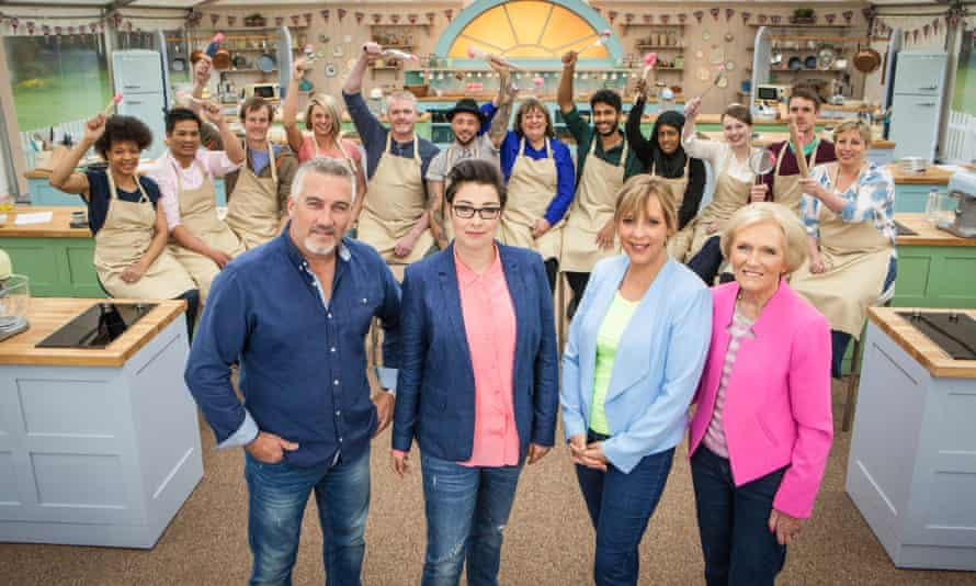 Janet Street-Porter criticised 'horrible innuendo' on shows such as BBC's The Great British Bake Off.