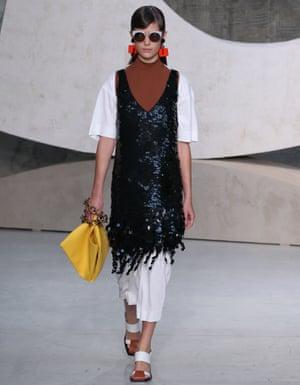 Marni show, Milan fashion week SS2016.