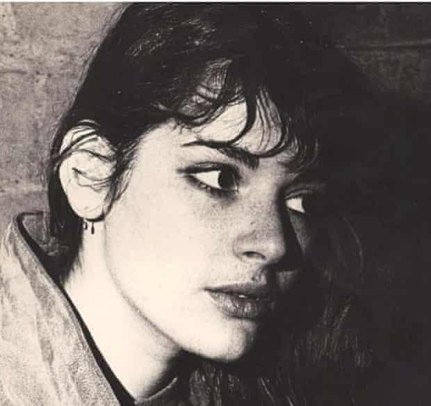 Photograph of Nigella Lawson, 80s