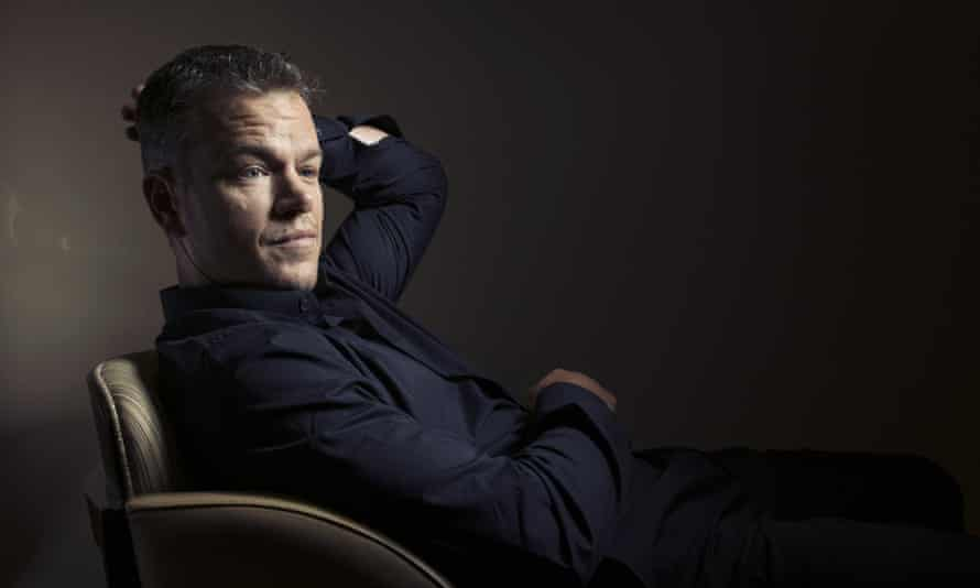 'In the blogosphere there's no real penalty for just taking the ball and running with it.' Matt Damon