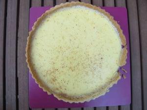Felicity Cloake's perfect custard tart.
