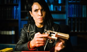 Noomi Rapace as Lisbeth Salander