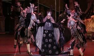 The Sleeping Beauty at La Scala