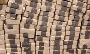 cocaine bricks