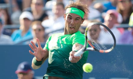 Us Open 2015 Rafael Nadal Hits Back At Critics After Win Over Diego Schwartzman Us Open 2015 The Guardian