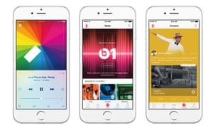 Apple Music has won praise for its curation, but criticism for its interface.