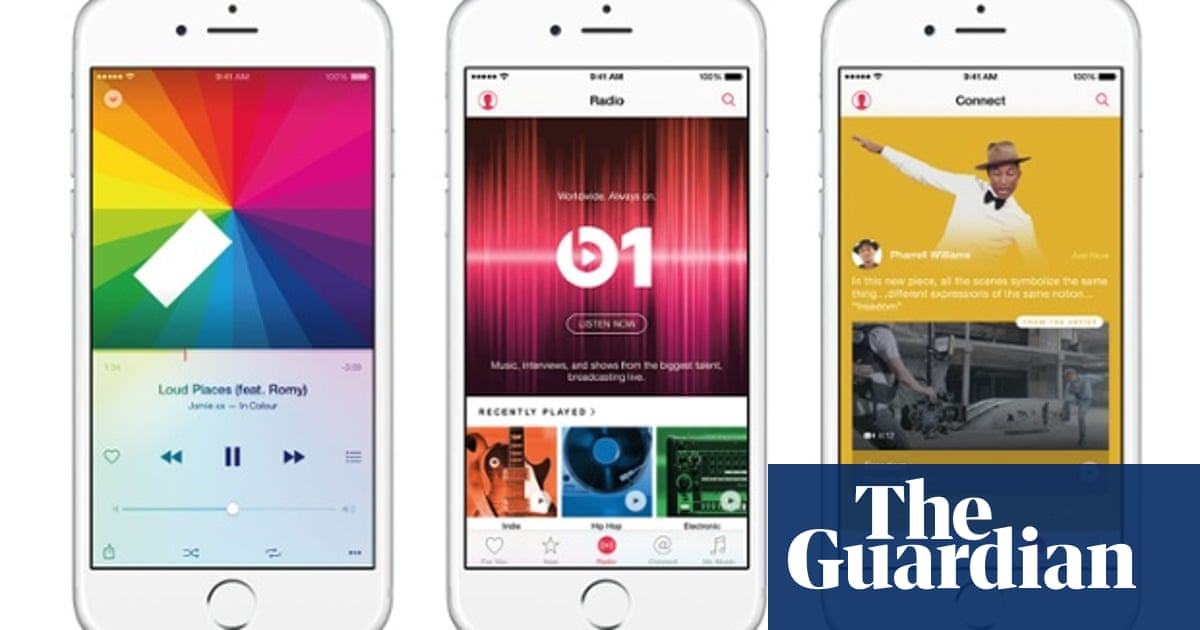 Is Apple Music worth paying for? | Technology | The Guardian