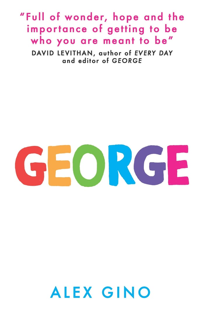 Image result for george alex gino