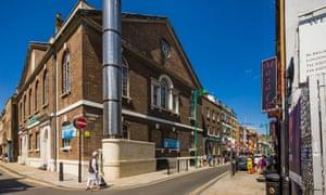 59 Brick Lane: the essence of London's cultural diversity.