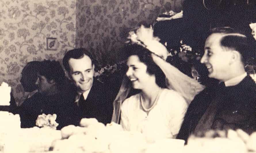 Harry Leslie Smith's wedding day