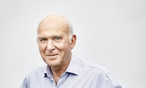 Vince Cable portrait