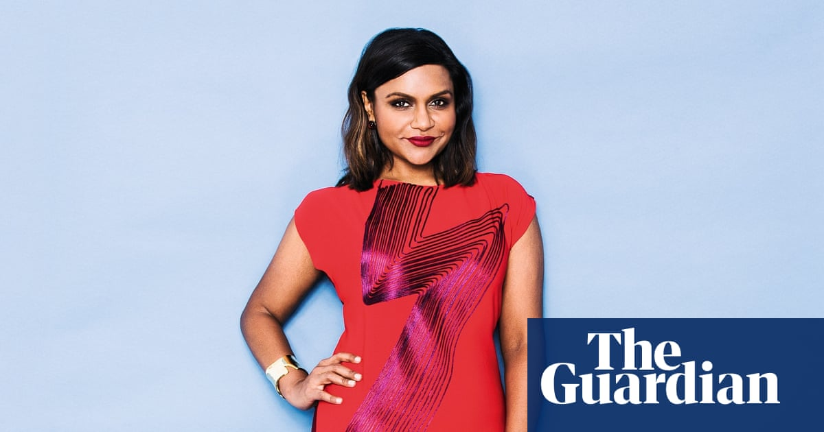 Mindy Kaling Those Moments When You Feel An Idiot They Re Good To Write About Television Radio The Guardian