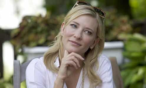 Cate Blanchett in Blue Jasmine ... 'You could have played this role,' she told Allen. Photograph: Allstar/Sony Pictures Classics