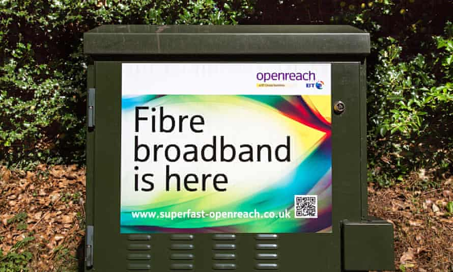 broadband poster
