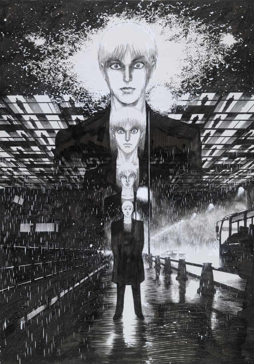 Rainman by Hoshino Yukinobu