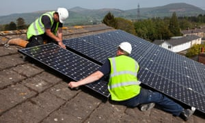 Homeowner Solar Power Subsidy Cuts Threaten 20 000 Jobs