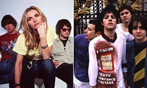 St Etienne and the Manics Street Preachers, two of the label's most celebrated bands.