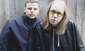The Chemical Brothers in 1995.