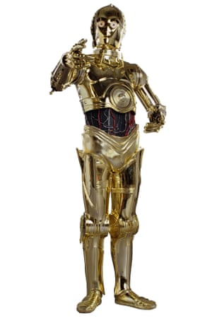 Daniels as C-3PO in Star Wars: Episode III - Revenge of the the Sith (2005).