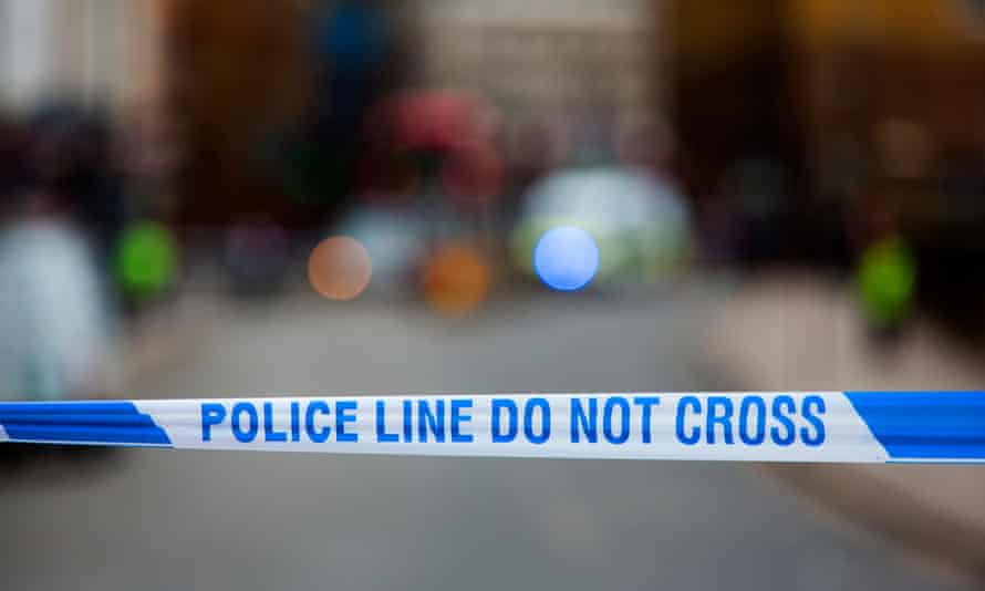 The invitation was issued after a stabbing in the area.