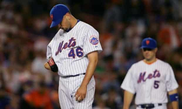 The 2007 New York Mets: one of the biggest chokes in MLB history?