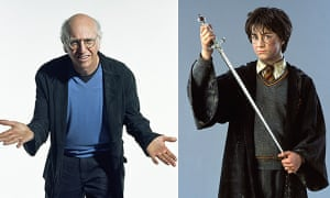 From normcore to chaos magic: Larry David and Harry Potter