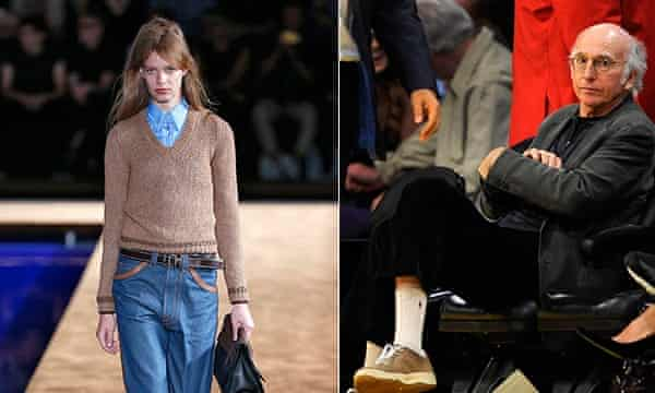Normcore on the catwalk