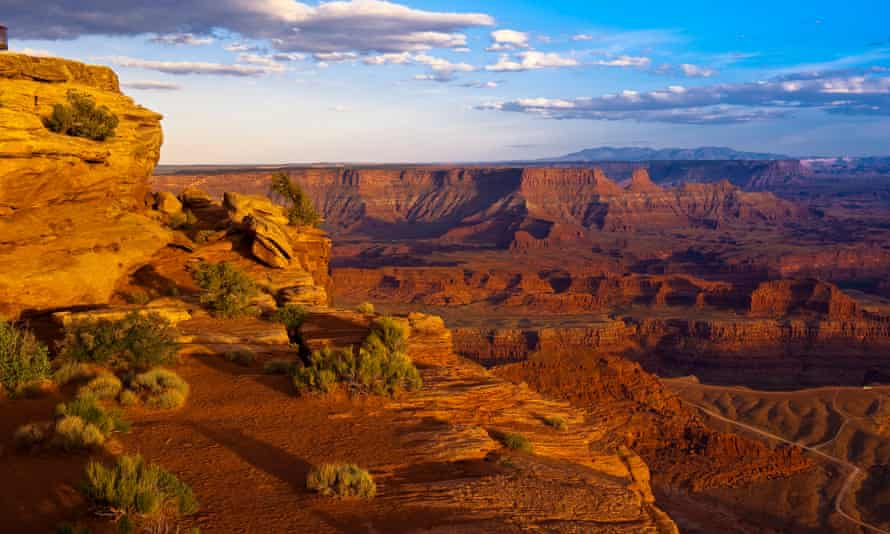 Dead Horse Point State Park, near Canyonlands National Park