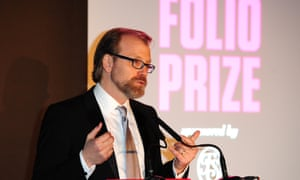 George Saunders won the 2014 Folio Prize for his book Tenth Of December.