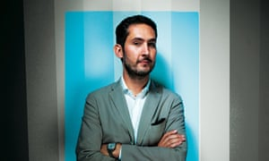 Kevin Systrom of Instagram