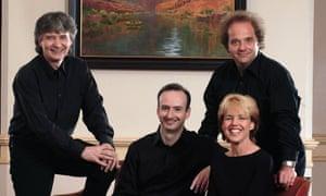 Thee Takács Quartet