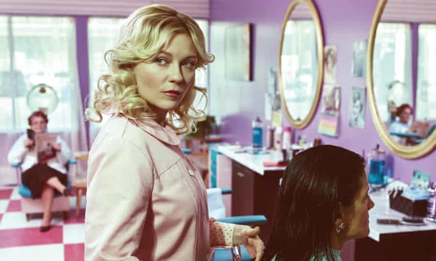 As hairdresser Peggy Blomquist in Fargo.