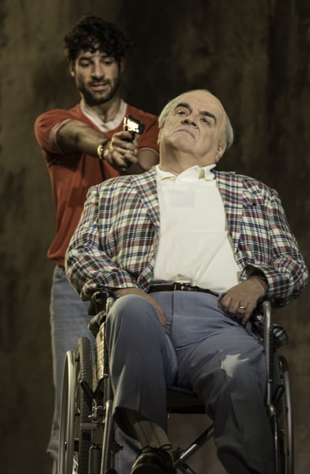 The Death of Klinghoffer at The Metropolitan Opera in 2014. Photograph: Jack Vartoogian/Getty Images