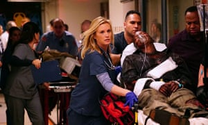 Code Black: could use a defibrillator itself