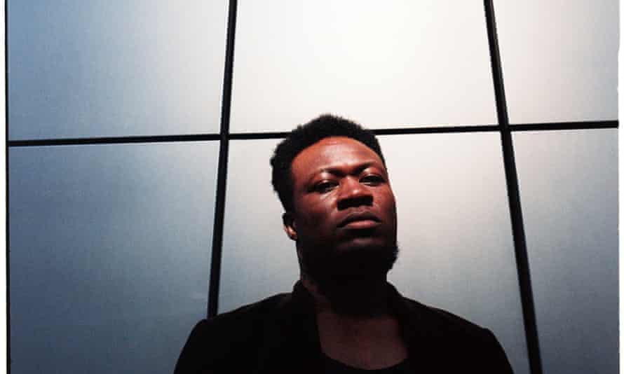 Benga, aka Adegbenga Adejumo), photographed at Kings Place.