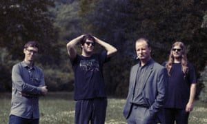 Post-punk band Protomartyr